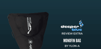 Review Extra - ylon-a Monofin Bag