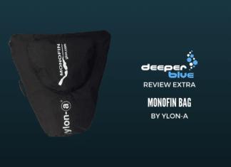 Review Extra - ylon-a Monofin Bag