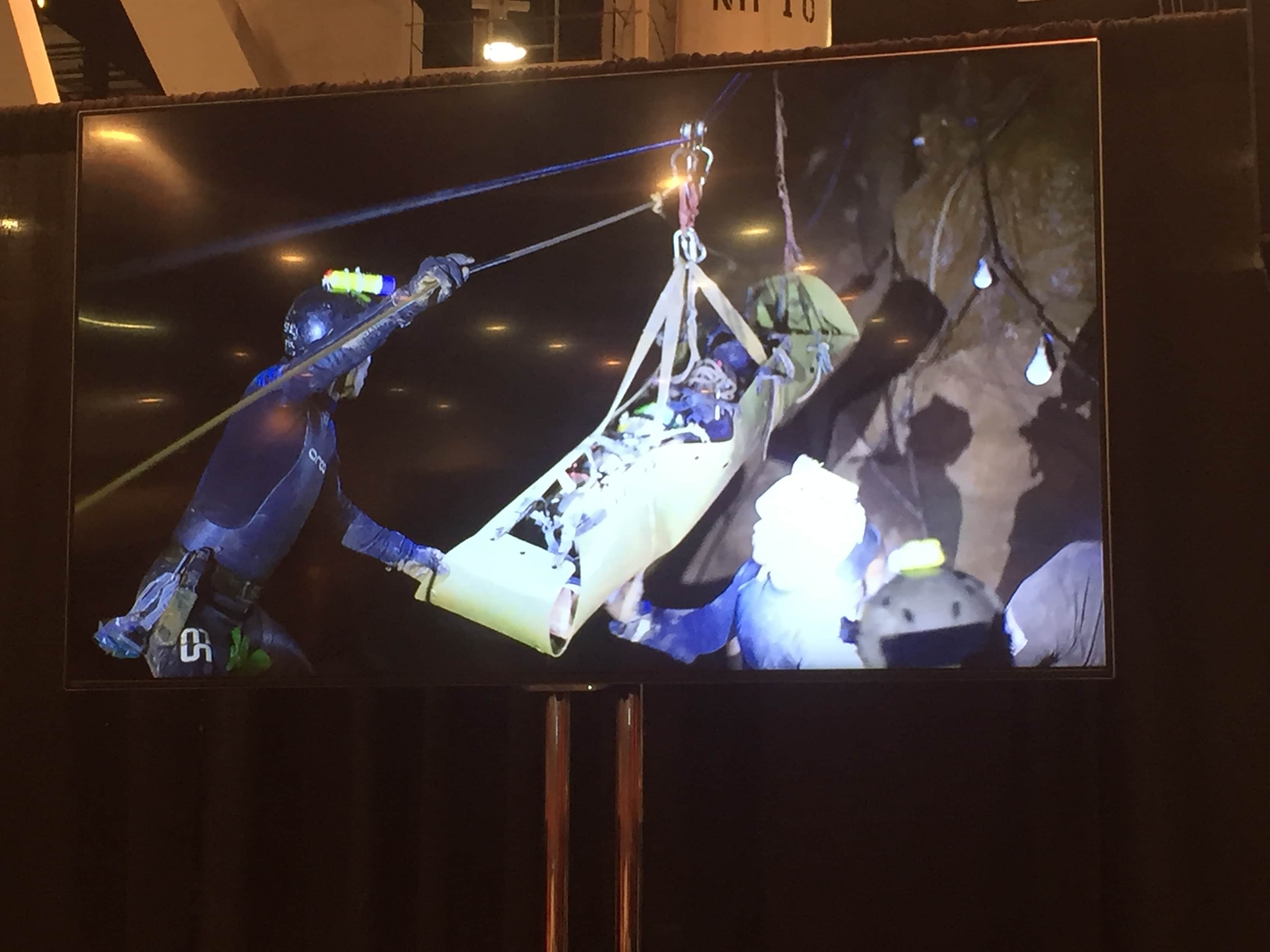 'United as One': Erik Brown's DEMA 2018 Tale Of The Thai Cave Rescue