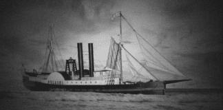 Steamship Pulaski