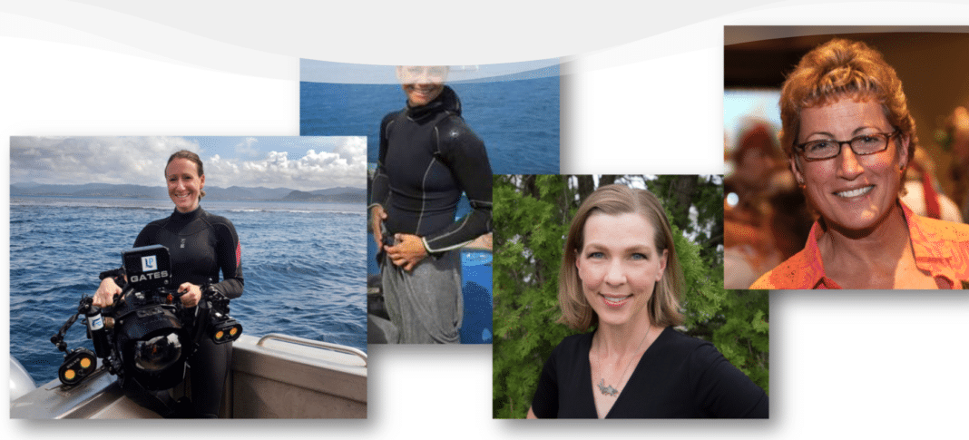Baltimore Dive Show To Feature Prominent Female Divers