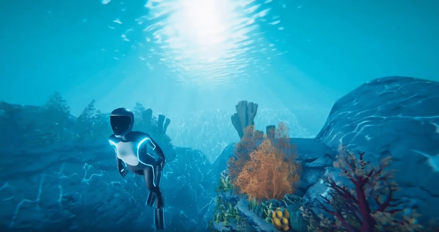 'Beyond Blue' Videogame Developers Release 'Atoll' Teaser Trailer
