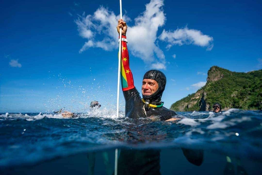 Nicolas Winkler of Grenada (photo by Daan Verhoeven)