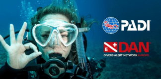 PADI, DAN Team Up To Provide Dive Insurance For PADI Members In EMEA Territories