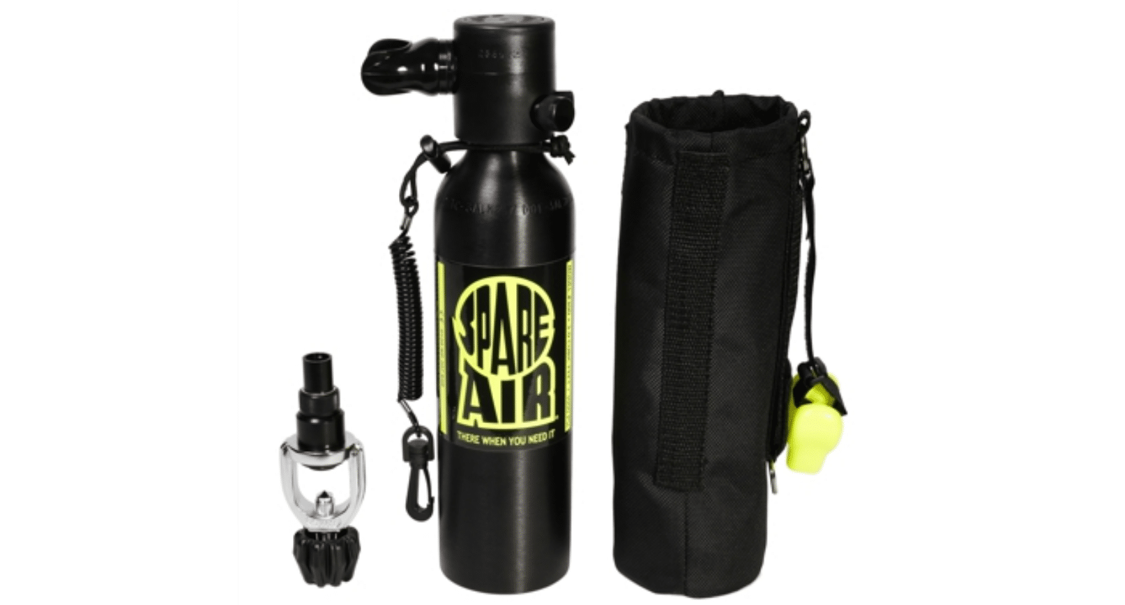 Spare Air Unveils New, Larger Air Cylinder