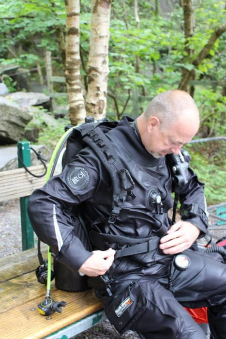 Review: Aqua Lung Outlaw BCD 1