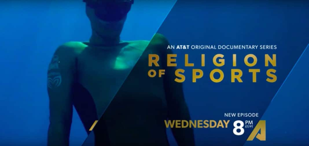 Religion Of Sports Episode Focuses On Freediving