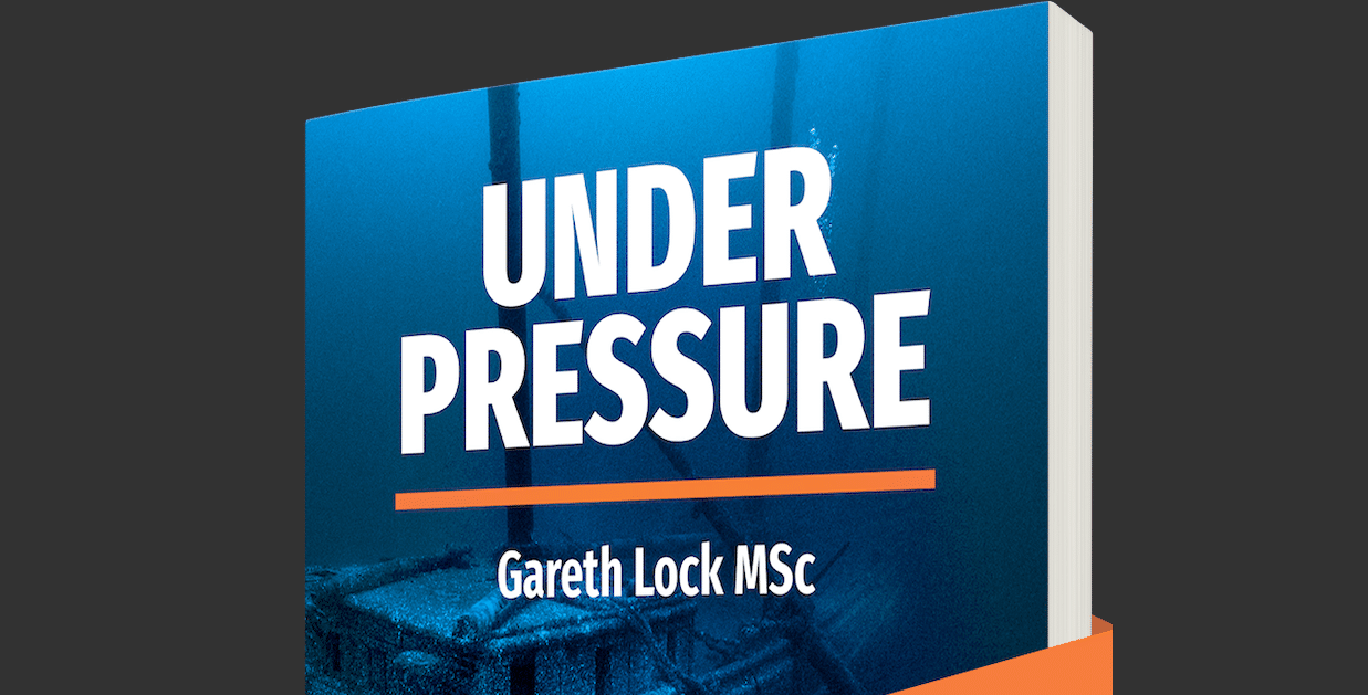 'Under Pressure' ebook by Gareth Lock