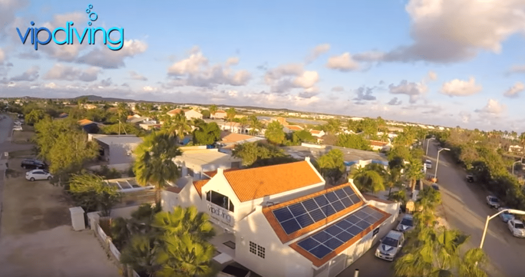 VIP Diving Bonaire releases Sustainability video