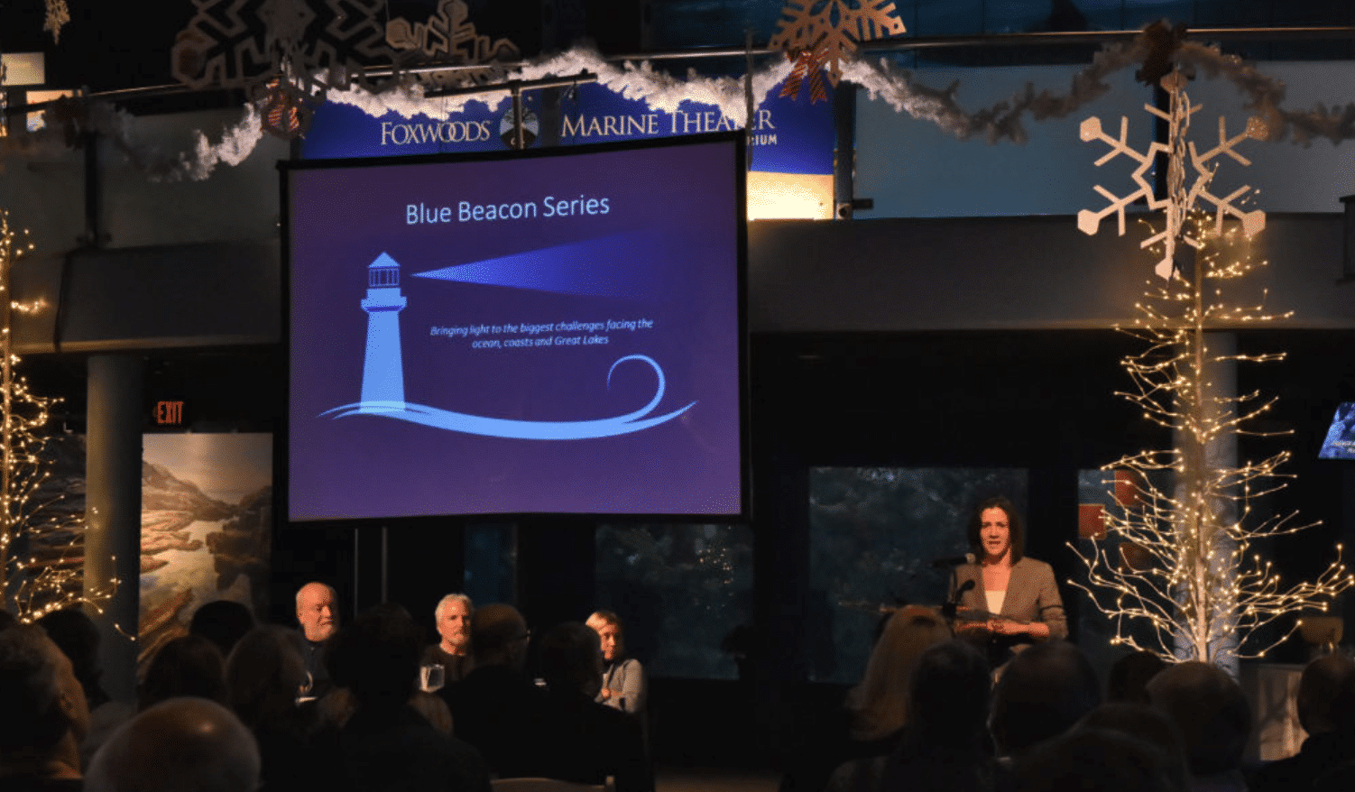National Marine Sanctuary Foundation 'Blue Beacon Series' Set For Baltimore And Detroit