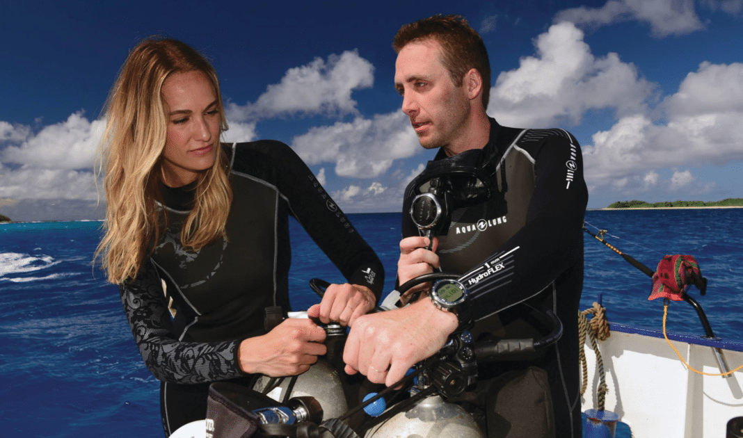 Cousteaus Announced As Aqua Lung Ambassadors