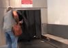 Last Man Diving, Lost Baggage episode