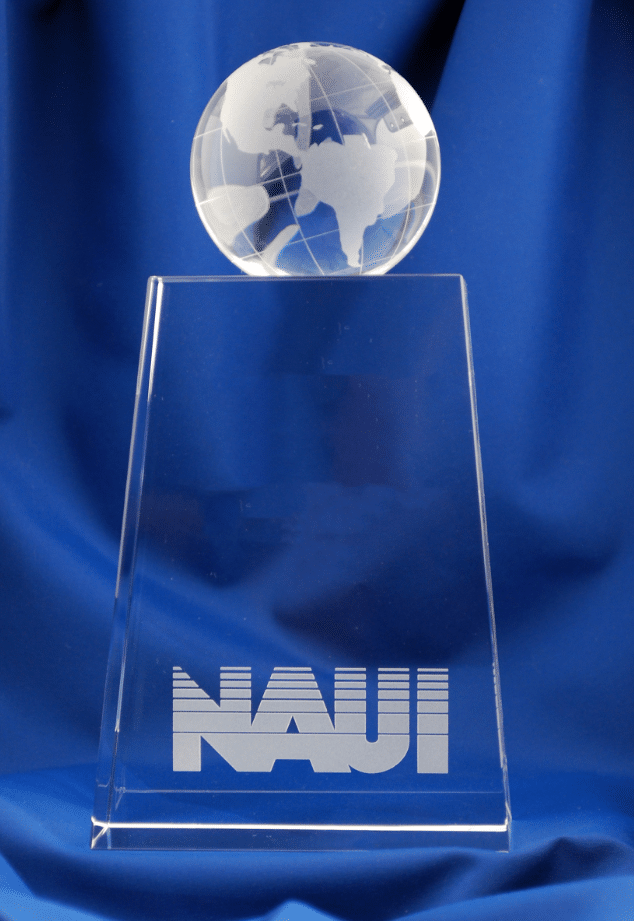 NAUI Announces New 'Next Generation Leadership' Award