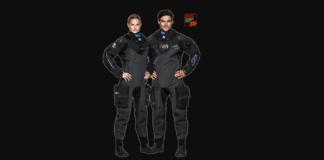 Waterproof USA's D1X Hybrid ISS Drysuit