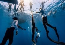 Dean Chaouche launches remote freediving coaching program