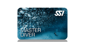 2018 SSI Master Diver Challenge Winner Announced