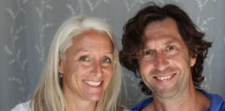 Yoga Instructor Jean Philippe Joins Sara Campbell's Discover Your Depths