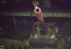 A five-inch gun from historic USS Hornet wreckage, which was discovered in January 2019 by the late Paul G. Allen's expedition crew aboard the Research Vessel Petrel. Photo courtesy of Paul G. Allen's Vulcan Inc.
