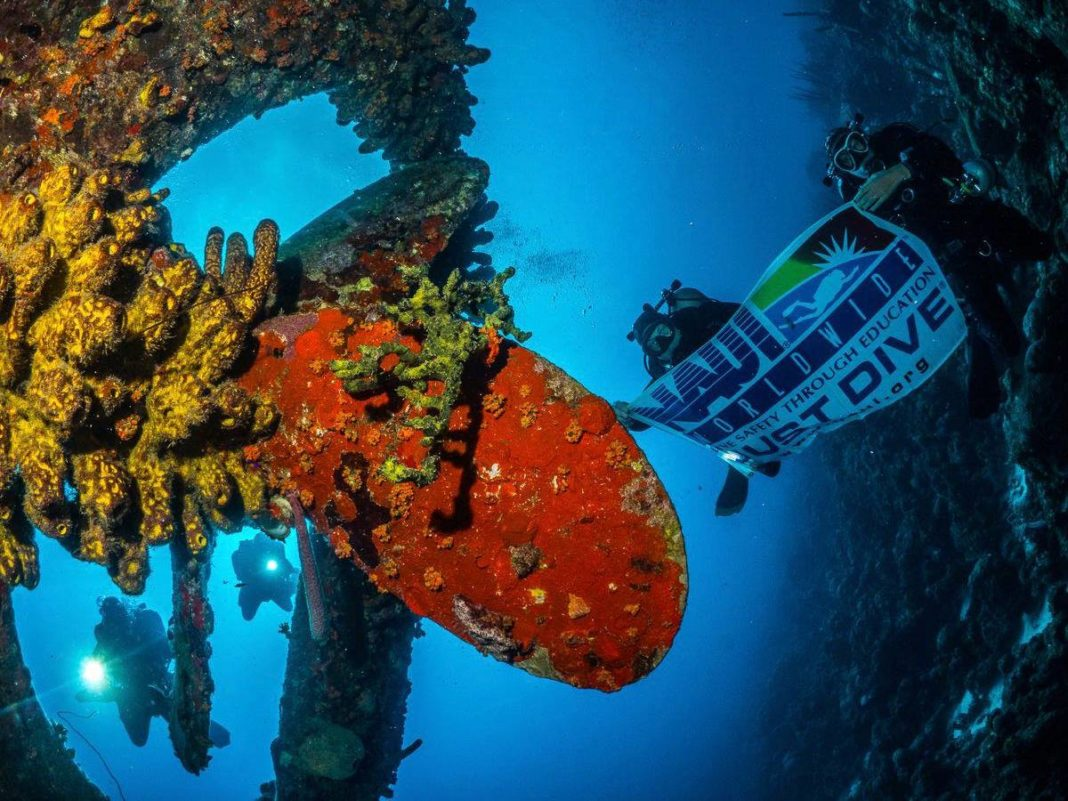 NAUI Worldwide (Photo credit: Kadu Pinheiro)