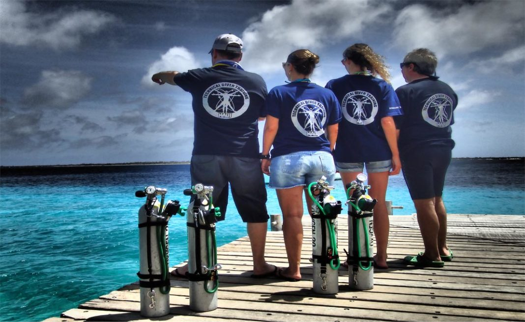NAUI Launches Skills Update Workshop Series For Technical Divers