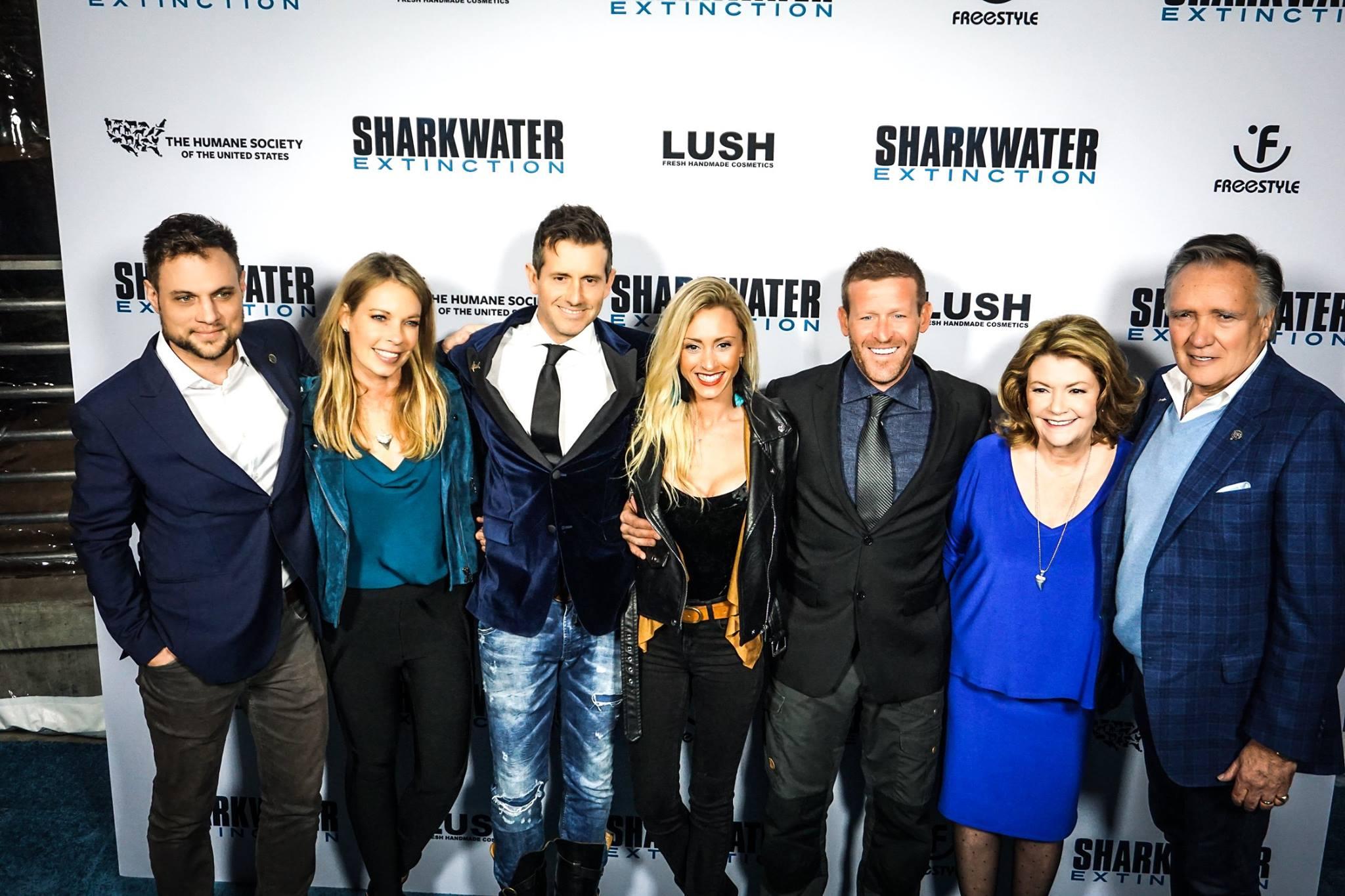 'Sharkwater Extinction' U.S. Premiere