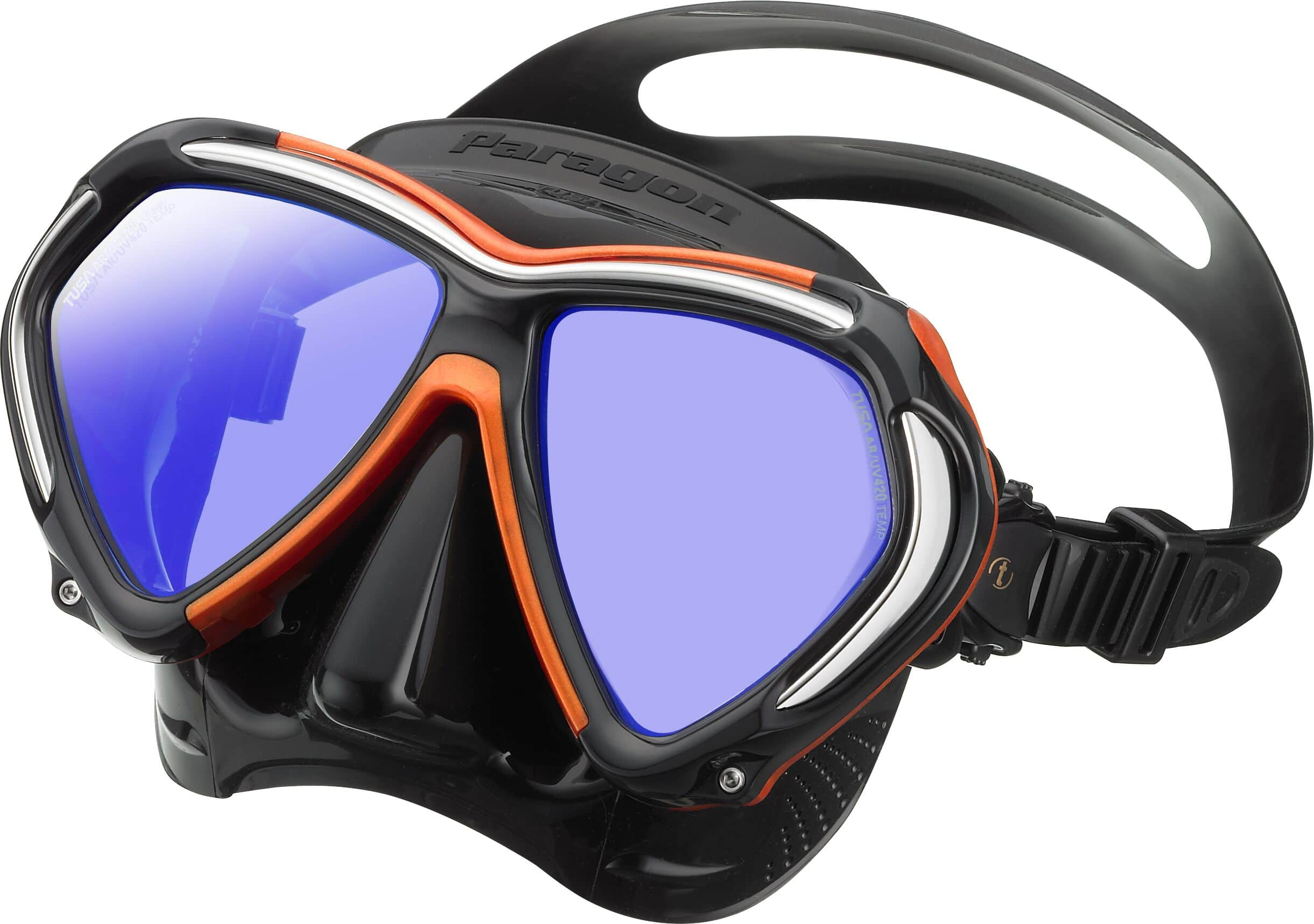 TUSA's Paragon M2001S series dive mask