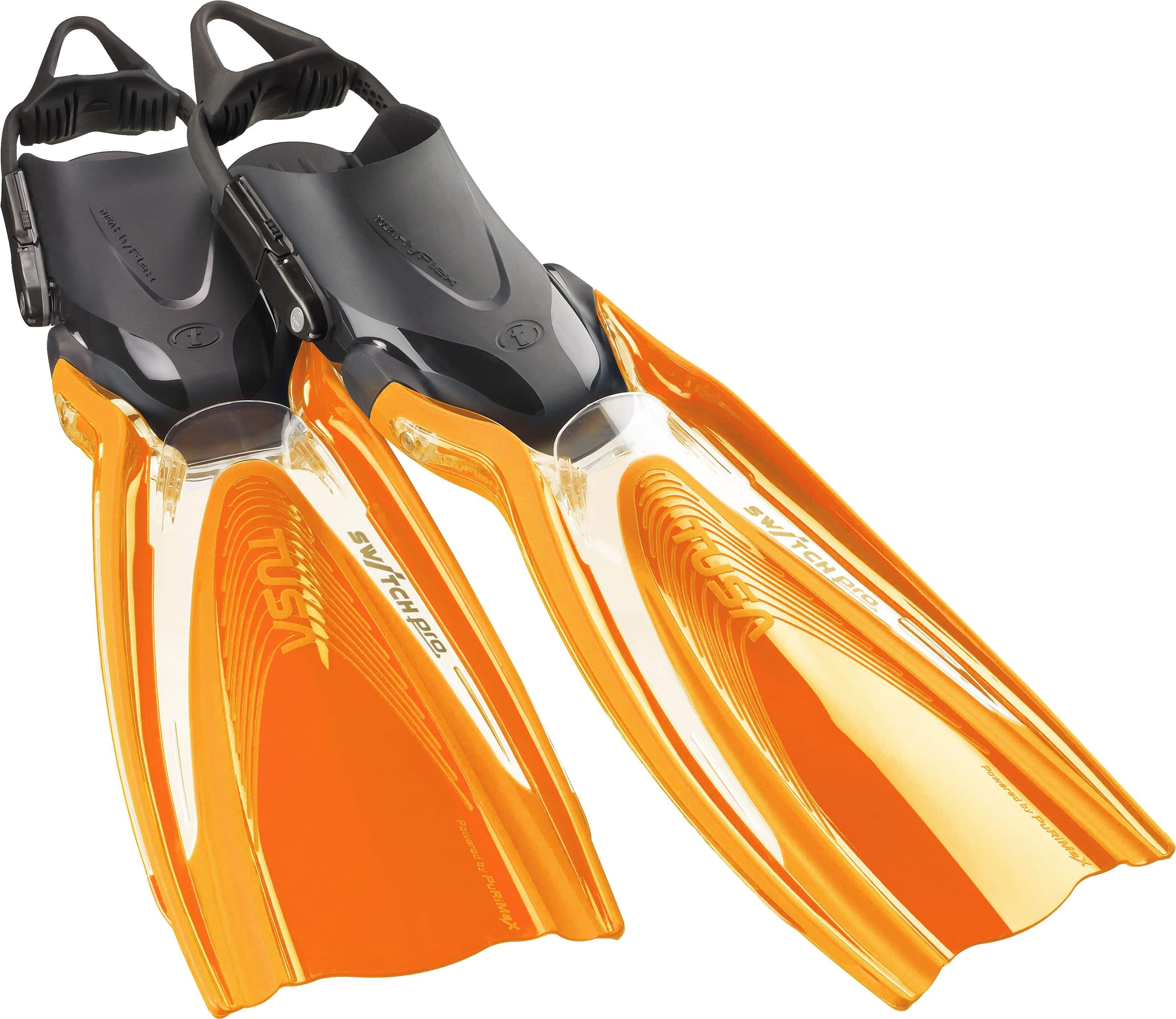 TUSA's HyFlex SWITCH Pro Fins
