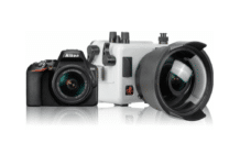 Ikelite Unveils New Housing For Nikon's D3500 Compact DSLR