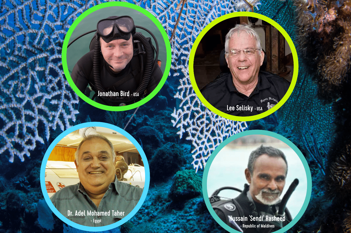 International Scuba Diving Hall of Fame Announces Newest Inductees