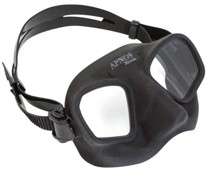The XS Scuba Apnos Freediving Mask