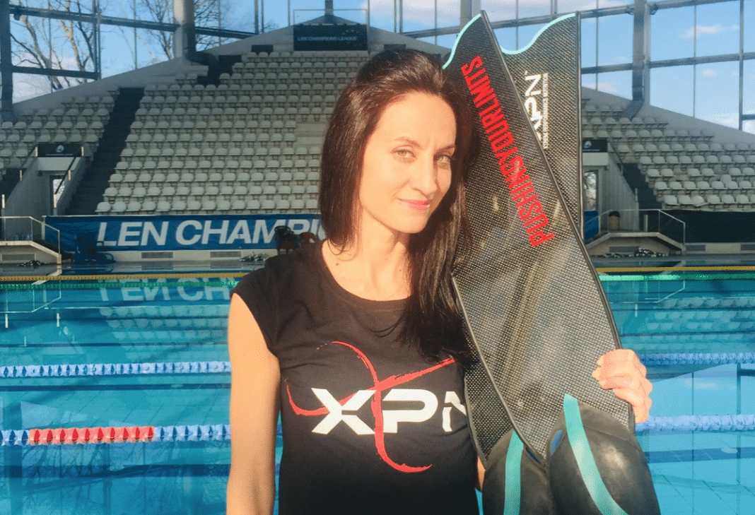 New AIDA Freediving Pool Records Set In Serbia