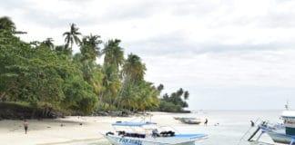 Davao's Talikud Island Photo by Charles Davis