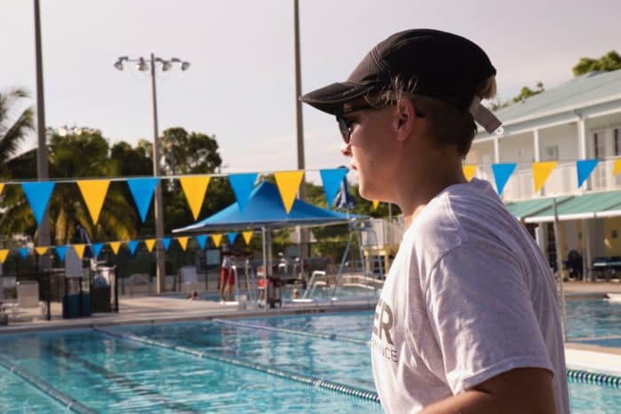 Abbie Fish, head technique coach at Ritter Sports Performance