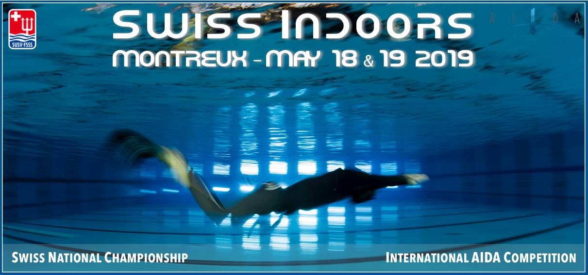 Swiss Indoor Pool Freediving Championship Scheduled For This May