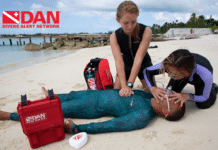 DAN standardizes First Aid Procedures around the world
