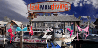 The Last Man Diving, Speedos episode
