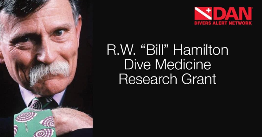 the DAN Hamilton Research Grant