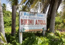 Bikini Atoll Photo by Kurt Cotoaga https://kydroon.de/