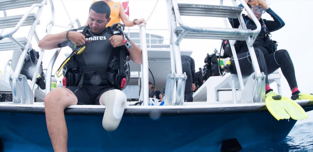 Dive Pirates Foundation Exploring Grand Cayman's Cobalt Coast