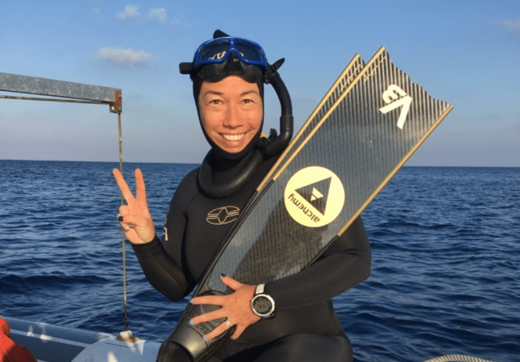 DeeperBlue.com's Francesca Koe Among National Marine Sanctuary Foundation Honorees