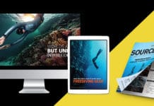 NAUI's 'Sources' Magazine Is Now An Online Blog