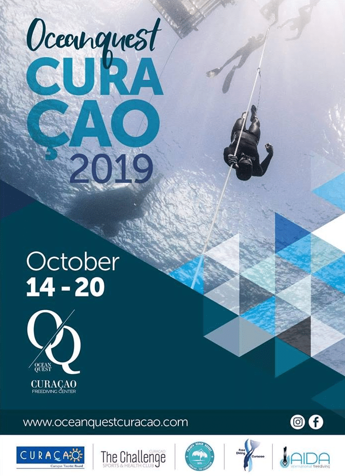 Registration For Oceanquest Curaçao 2019 Is Now Open
