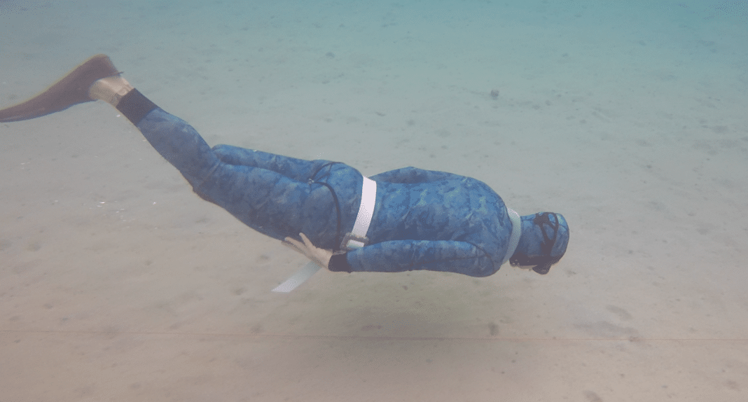 Paralympian Wojtek Czyz To Attempt Two CMAS Freediving World Records