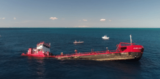 Atlantic Breeze Dive Bahamas New Wreck