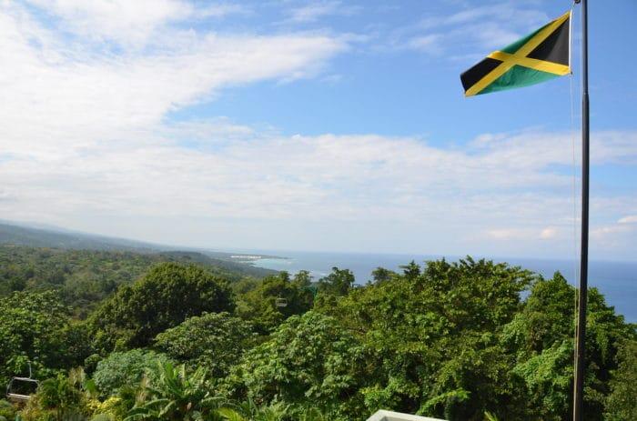 Jamaica Seascape By Darryl Braaten