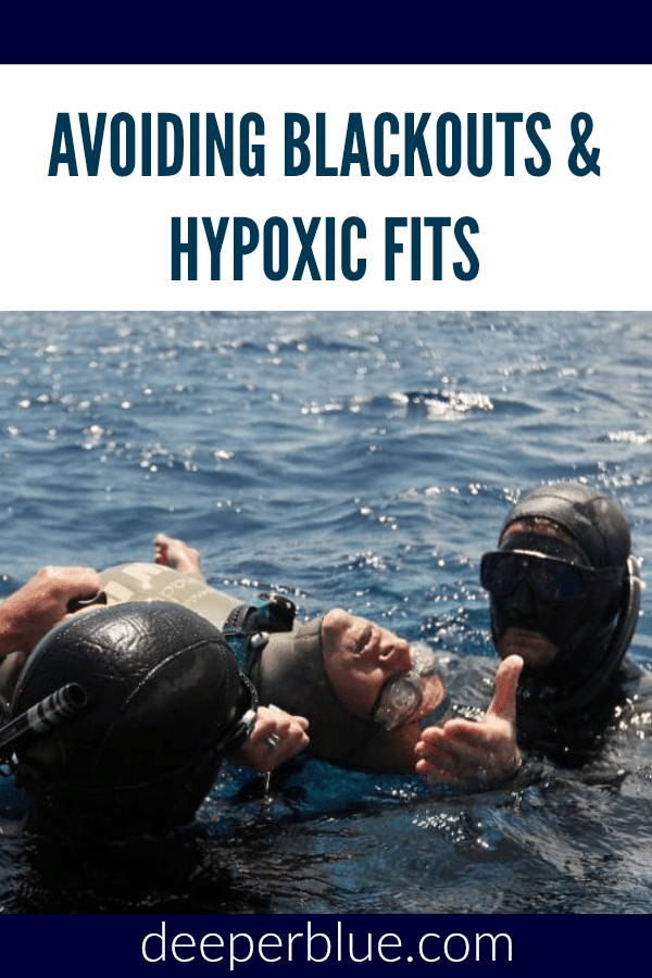 Avoiding Blackouts & Hypoxic Fits