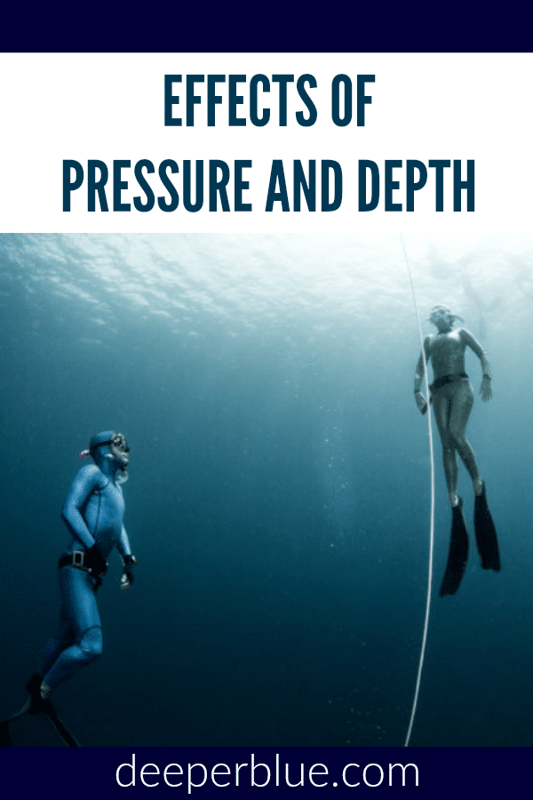 Effects of Pressure and Depth