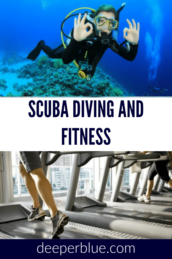 Scuba Diving and Fitness