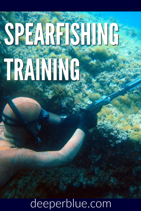 Spearfishing Training