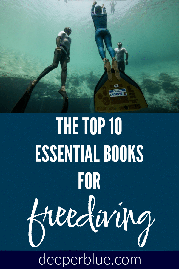 10 Essential Books for Freediving